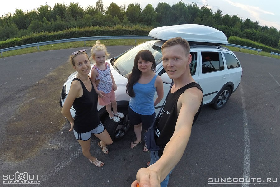 SunScouts Team! Балканы 2016!