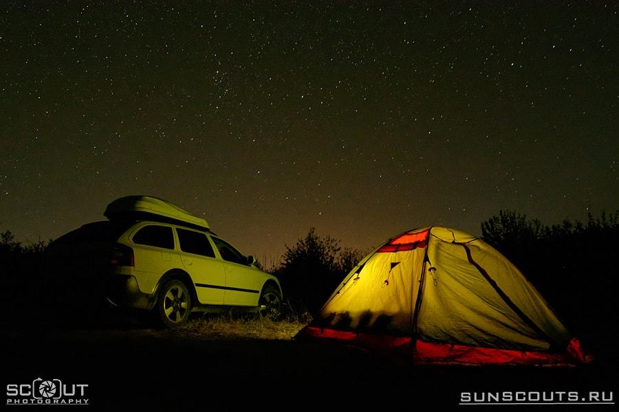 Путешествие по Армении с палаткой.